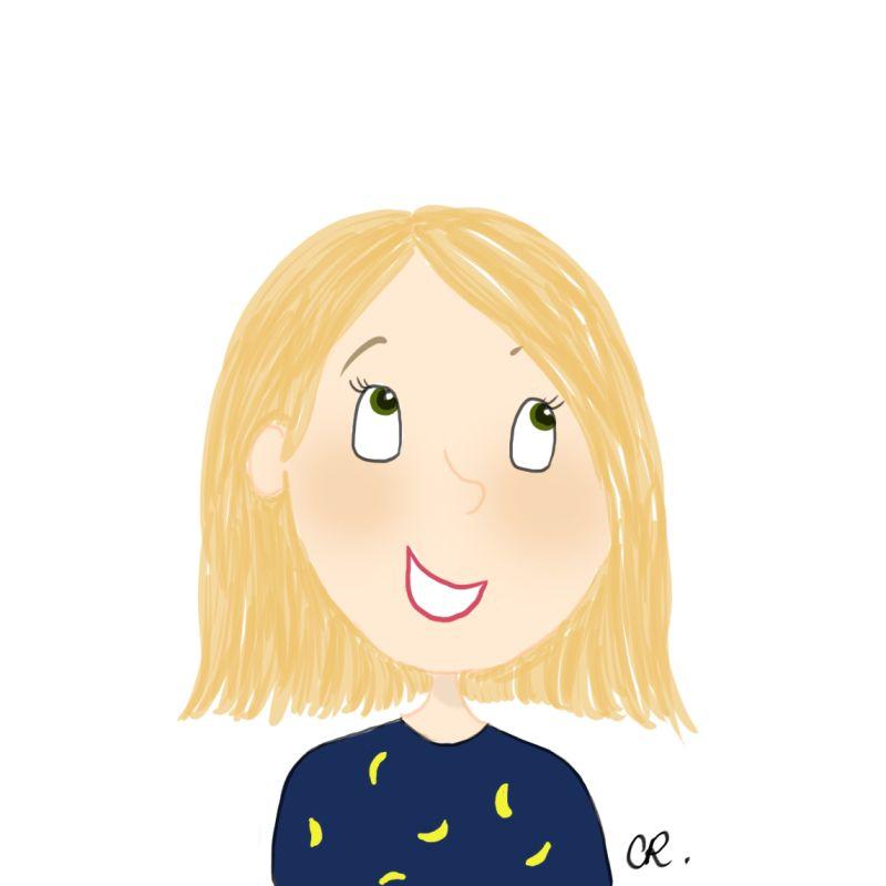 Avatar dessiné de Chloé Romengas