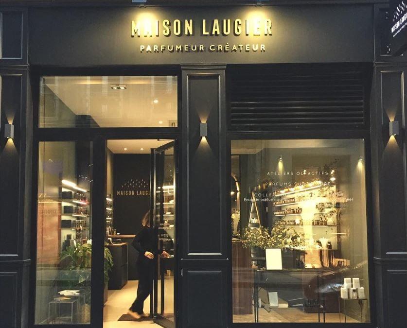 La Maison Laugier, créateur de parfum sur mesure, un véritable lieu d'authenticité et de créativité