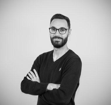 Portrait d'Emmanuel Baratin de l'agence Effektiv