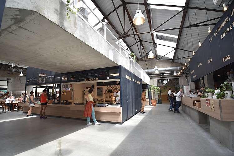 À la découverte de La Commune, un laboratoire de plaisirs culinaires et festifs