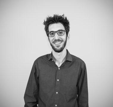 Portrait de Thomas Guillaume de l'agence Effektiv