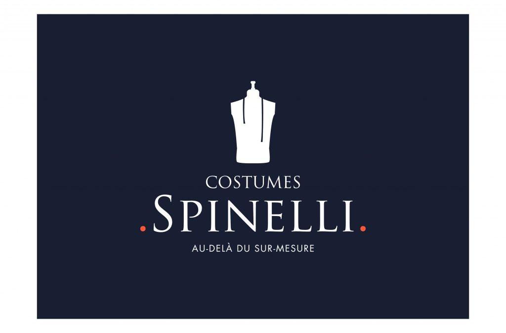 Spinelli, costume sur-mesure pour personnalité unique.